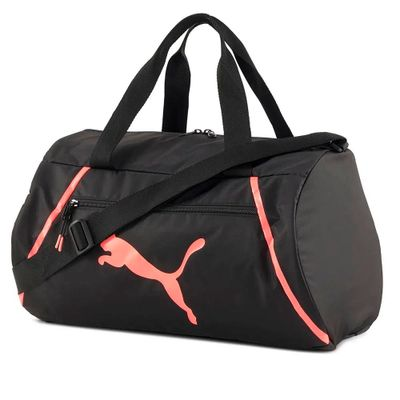 BOLSO-PUMA-AT-ESS-BARREL-BAG-PEARL