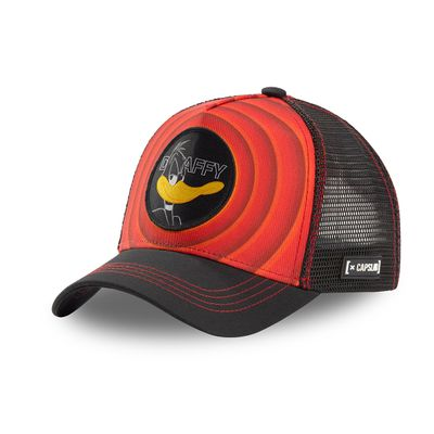 looney-tunes-daffy-red-cap-with-mesh